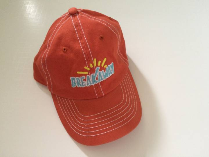 Breakaway Hat Orange