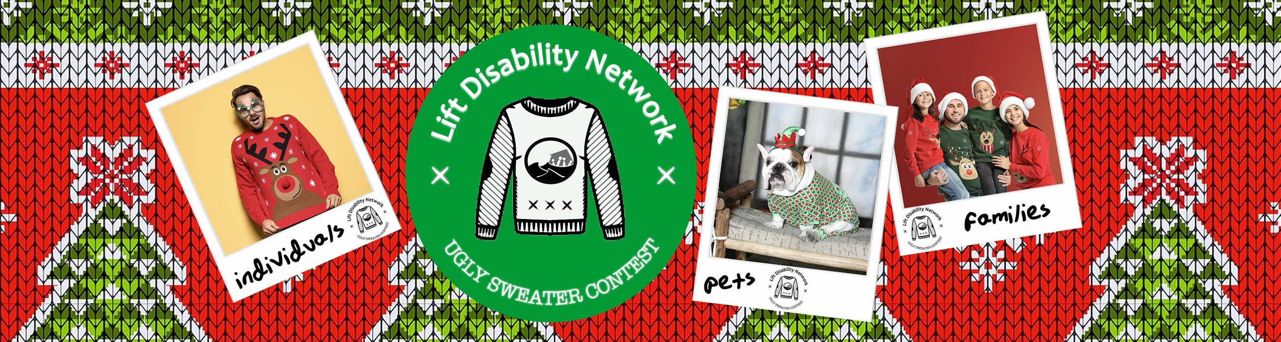 Ugly Sweater Web Banner
